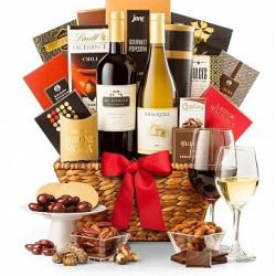 California wine Basket