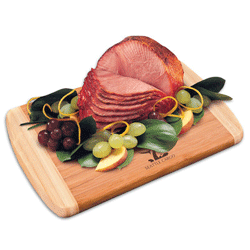 Gourmet hams from maple ridge